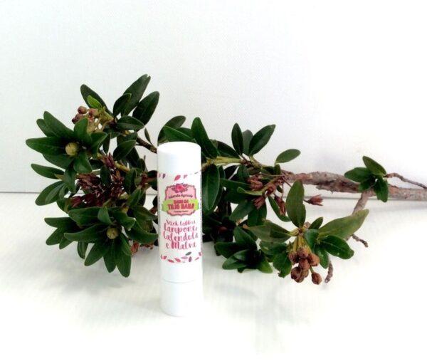 STICK Labbra al Lampone, Calendula e Malva-0