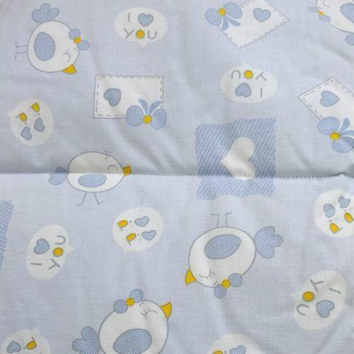 Trapuntina Baby 110x140cm COCCODE' Azzurro-7422